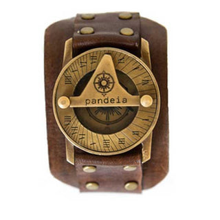 Kane Totem Pandeia Sundial Compass Watch - Wings Hawai'i