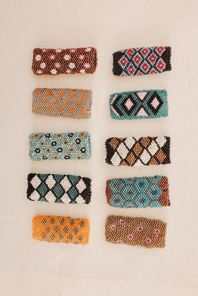 beaded lighter koozie holder mutli colors patterns bic lighters
