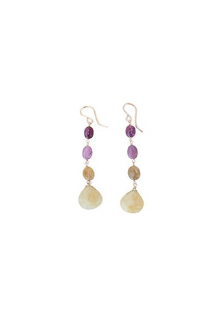 Good Karma Drop Earrings