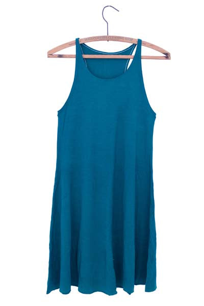 Sea Blue Ryanne Swing Dress