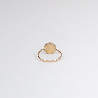 star sapphire ring gemstone set in solid 14k yellow gold women's fine dainty crystal jewelry maui wings hawaii september birthstone