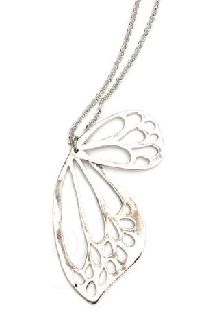 Big Bling Wing Necklace - Wings Hawai'i