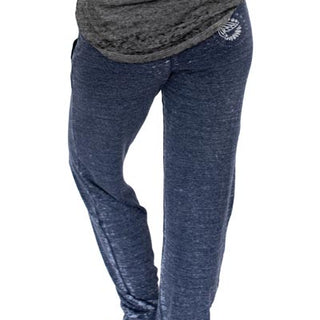 Mermaid Sweat Pants - Washed Navy
