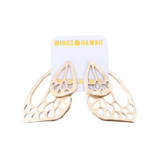 Butterfly Wing Ear Jackets
