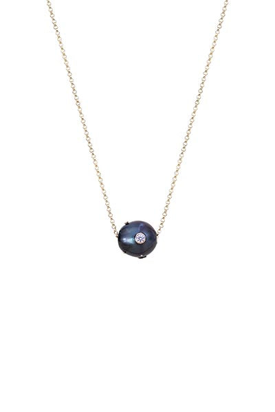 Celestial Tahitian Pearl Necklace