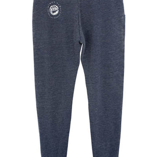 Sitting Mermaid Sweat Pants - Washed Navy