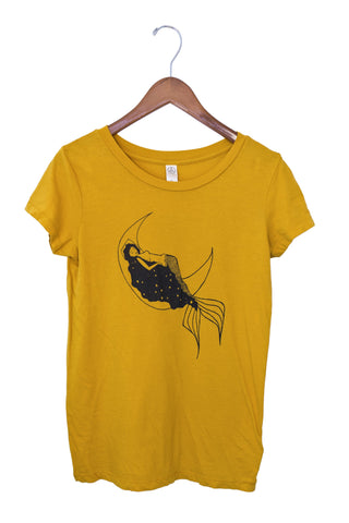 Galaxy Mermaid T-Shirt - Wings Hawai'i