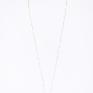 Gemma Necklace - Citrine