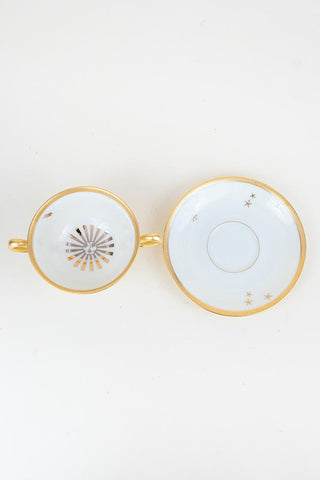 Sun + Moon Teacup Set