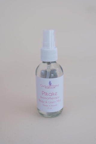 guava mama pikake aromatherapy body and linen spray made in hawaii