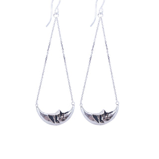Sleeping Moon Earrings
