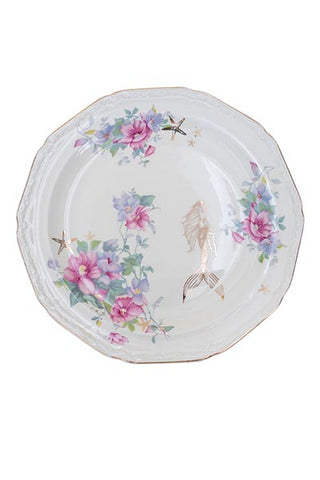 Maile Mermaid Dinner Plate
