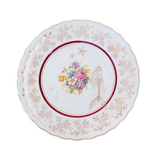 Mermaid Dinner Plate