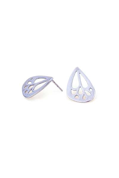 Mini Wing Stud Earrings