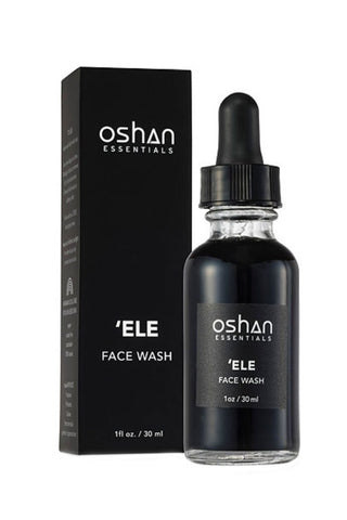 Oshan Essentials -'ELE face wash - Wings Hawai'i