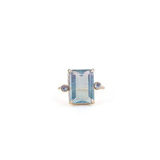 Fluorite Dream Ring