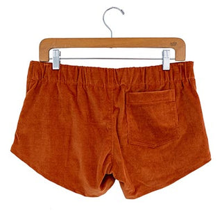 Retro Pocket Shorts