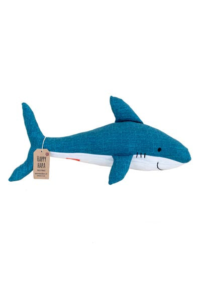 blue shark kids toy stuffed animal big island hawaii
