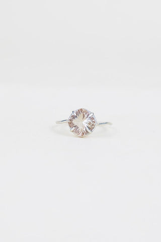 sunstone gemstone prong set on sterling silver ring women's crystal jewelry boho chic wings hawaii