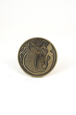 Mermaid Belt Buckle - Starmaid