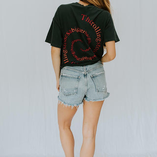 Rolling Stones Spiral Tee