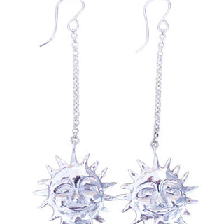 Sun in Splendor Earrings