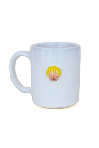 Seashell Mug - Sunrise Shell