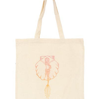 Sunrise Surfer Mermaid Tote