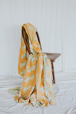 Collectors Vintage Kantha Blanket
