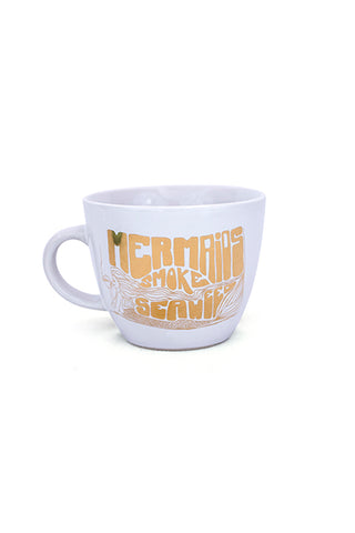 Mermaids Smoke Seaweed Mug