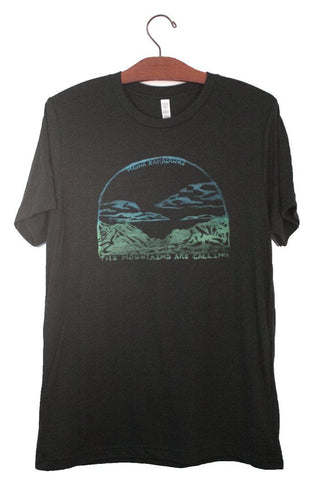 Paradise Now Mountain Men's Tee - Wings Hawai'i