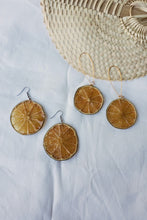 Load image into Gallery viewer, Citrus Earrings - Limes
