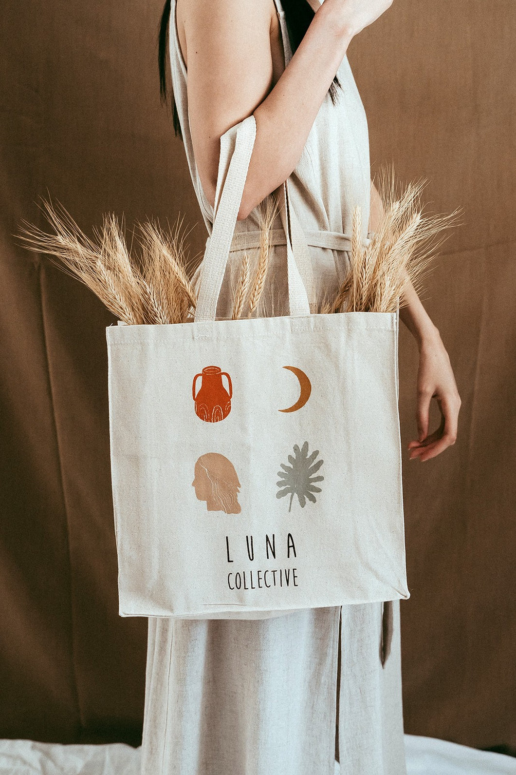 Luna Collective Tote Bag