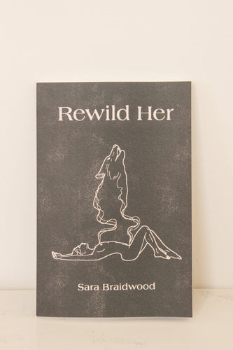 Rewild Her Poetry Book