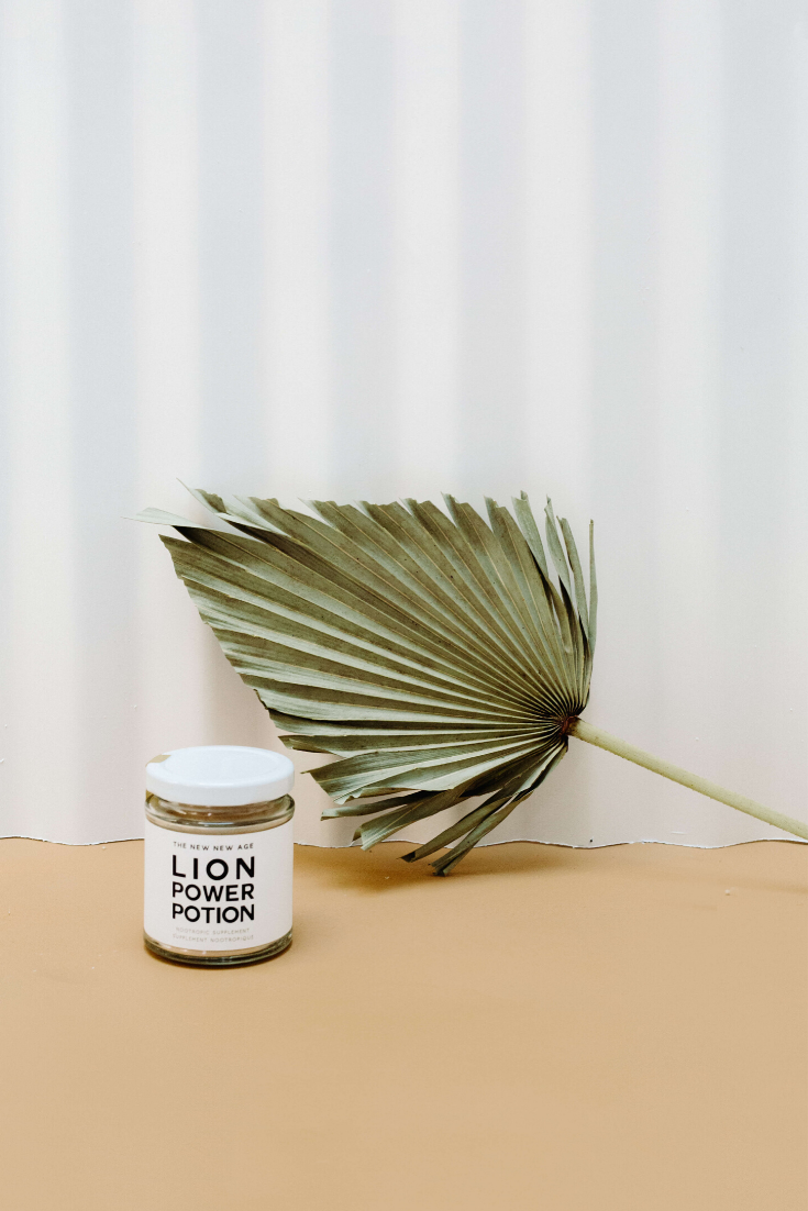 Lion Power Potion Nootropic Powder
