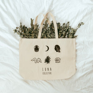 Luna Collective Large Tote Bag