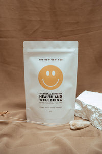 General Sense of Health and Wellbeing Tea