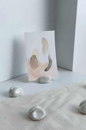 Ceramic Photo/Art Stand