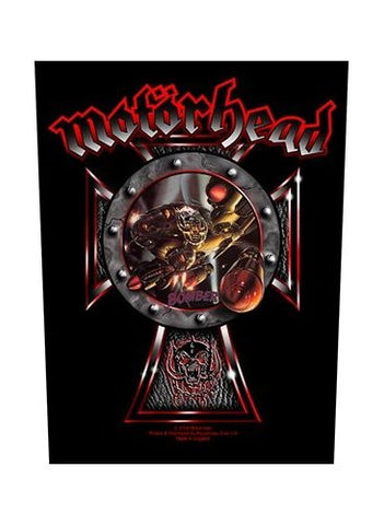 Motorhead - Bomber Back Patch