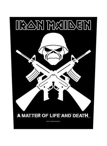 Iron Maiden - A Matter Of Life & Death