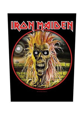 Iron Maiden - Iron Maiden Back Patch