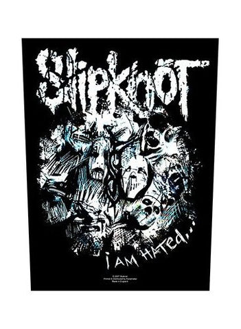 Slipknot - I Am Hated Back Patch