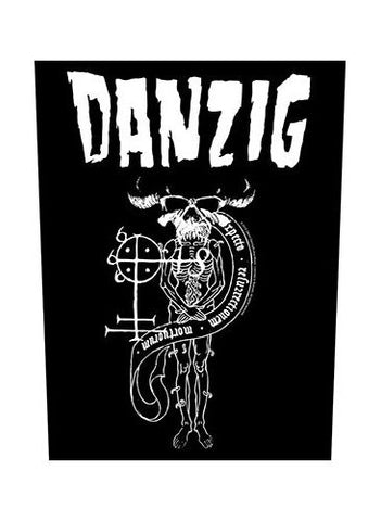 Danzig - 18 Beast Back Patch