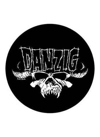 Danzig - Classic Skull Patch Patch
