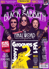 Classic Rock Magazine - July 2016