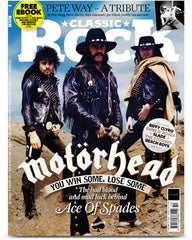 Classic Rock Magazine - October 2020