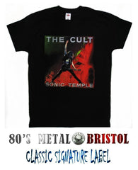 The Cult - Sonic Temple T Shirt