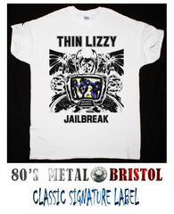 Thin Lizzy - Jailbreak T Shirt