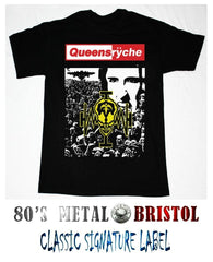 Queensryche - Operation Mindcrime T Shirt