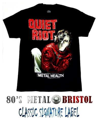 Quiet Riot - Metal Health T Shirt